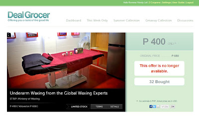 Deal Grocer Philippines Review