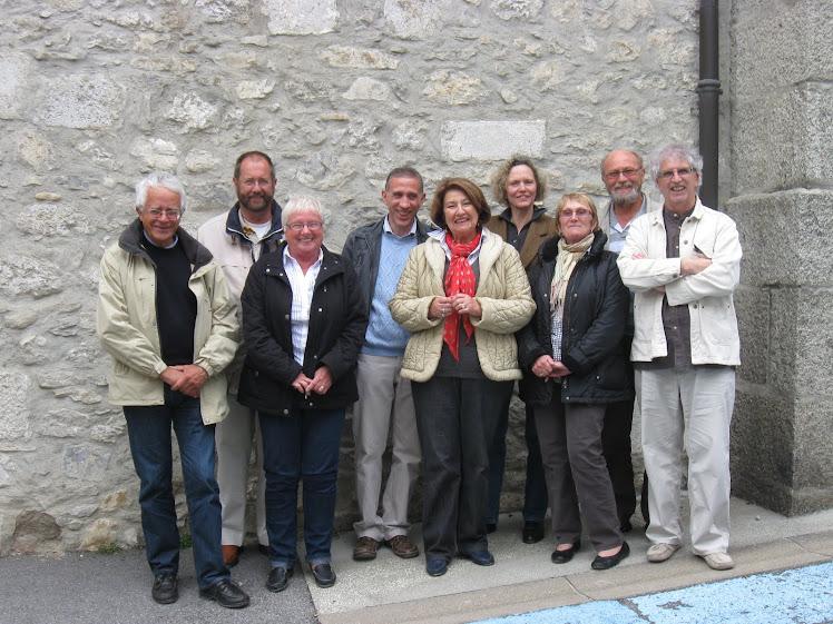 Voyage dans le Duché de Savoie du 2 au 5 juin 2011