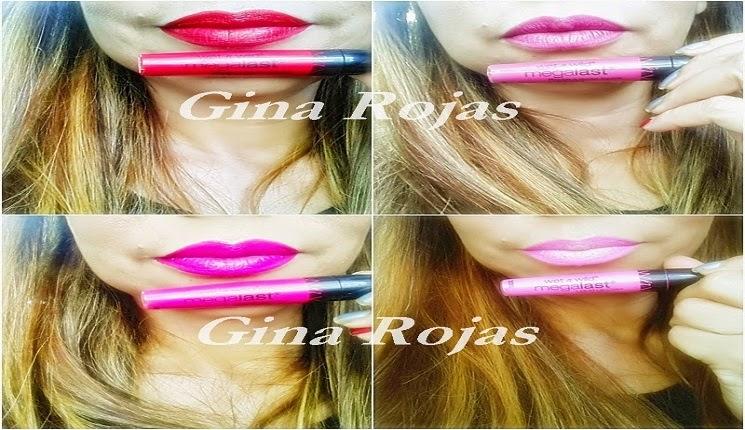 labios de colores