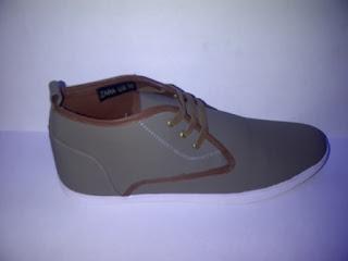Sepatu Zara High abu murah,toko Sepatu Zara High