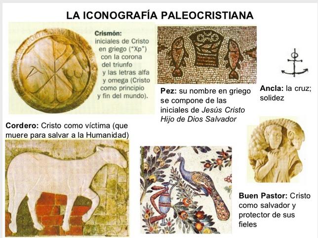 http://www.slideshare.net/lules-elpentagramamusical/2-arte-paleocristiano
