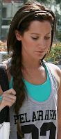Style Athletics Cute Functional Hair Styles For the Gym Ashley Tisdale