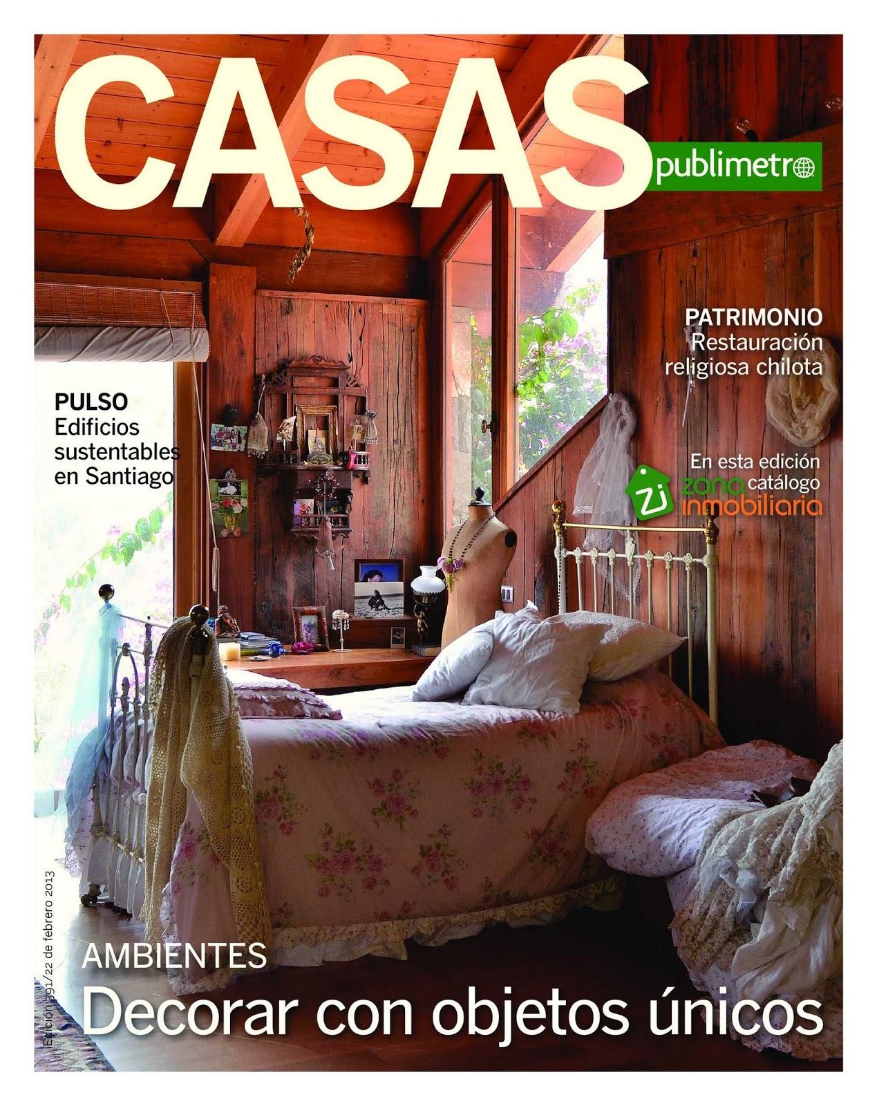 Casa Dulce Hogar Ya Est Mi Casa En La Revista Casas De