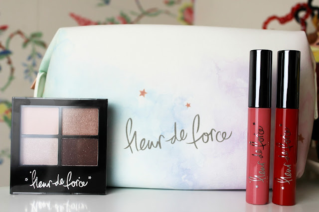 Fleur De Force Beauty Collection Review