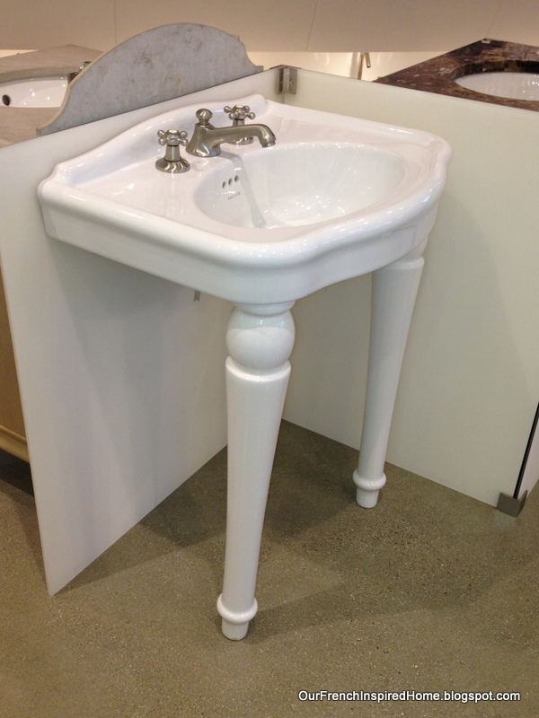 ... Home: Designing Our French Inspired Kitchen and Bath: The Kohler Store