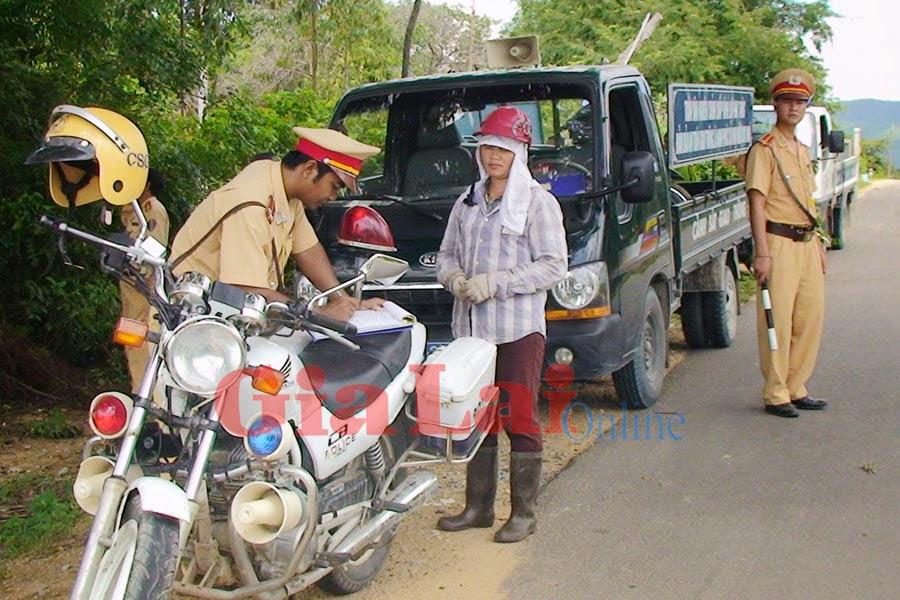 Gia Lai: 3 người chết vì tai nạn giao thông trong 2 ngày đầu nghỉ lễ