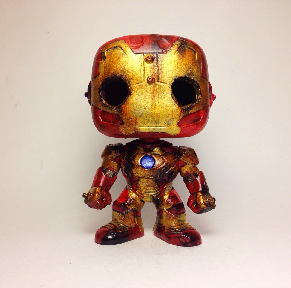Funko Pop! Custom Iron Man
