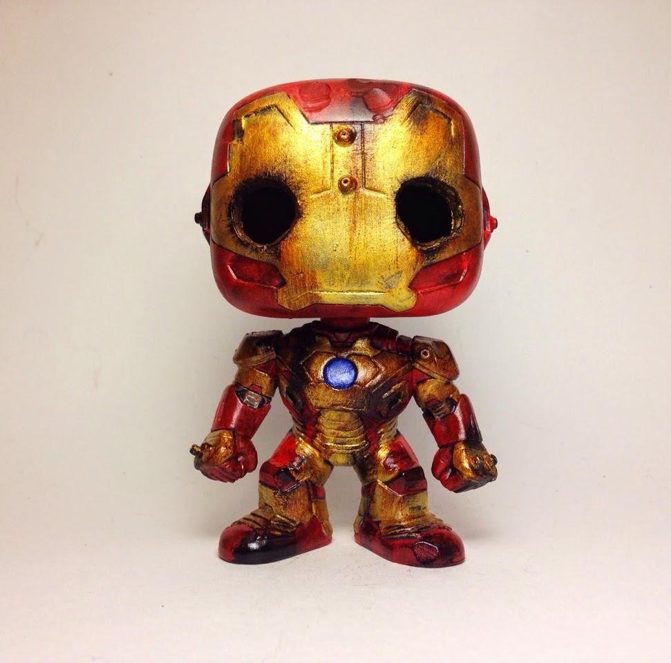 Funko Pop! Custom Iron Man