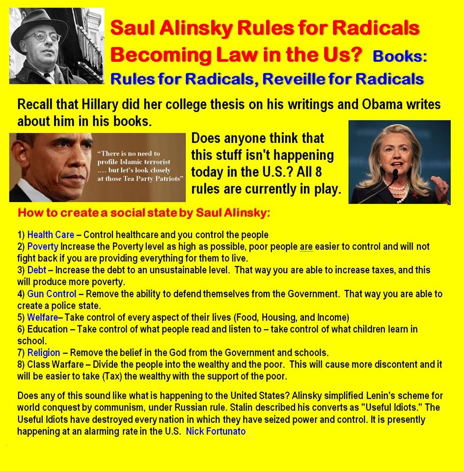 saul alinsky clinton thesis Description: hillary clinton wrote her thesis about the community organizer saul  alinsky obama uses many of alinsky's tactics view more hillary clinton wrote.