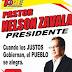 Candidato, que é pastor evangélico, proibirá shows de rock se for eleito presidente do Equador