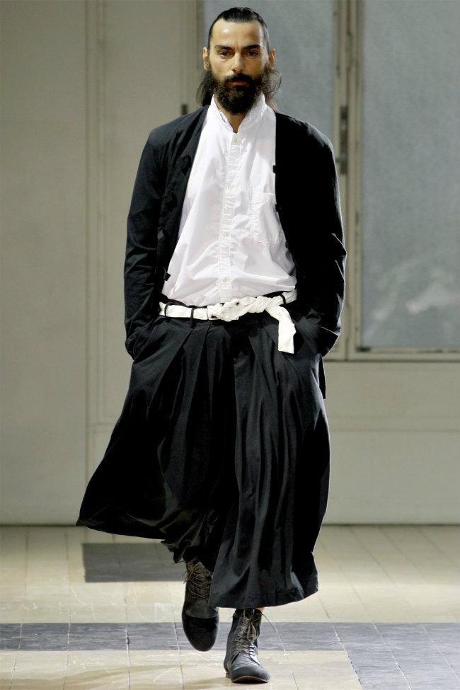 Paraskevas Boubourakas - the Fashion Spot