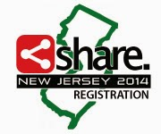 SHARE NJ2014 outreach