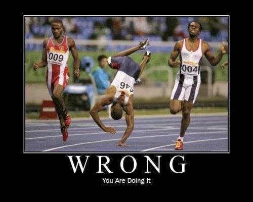 Running Daily: Bad Running Form By Gabe Mirkin, M.D.
