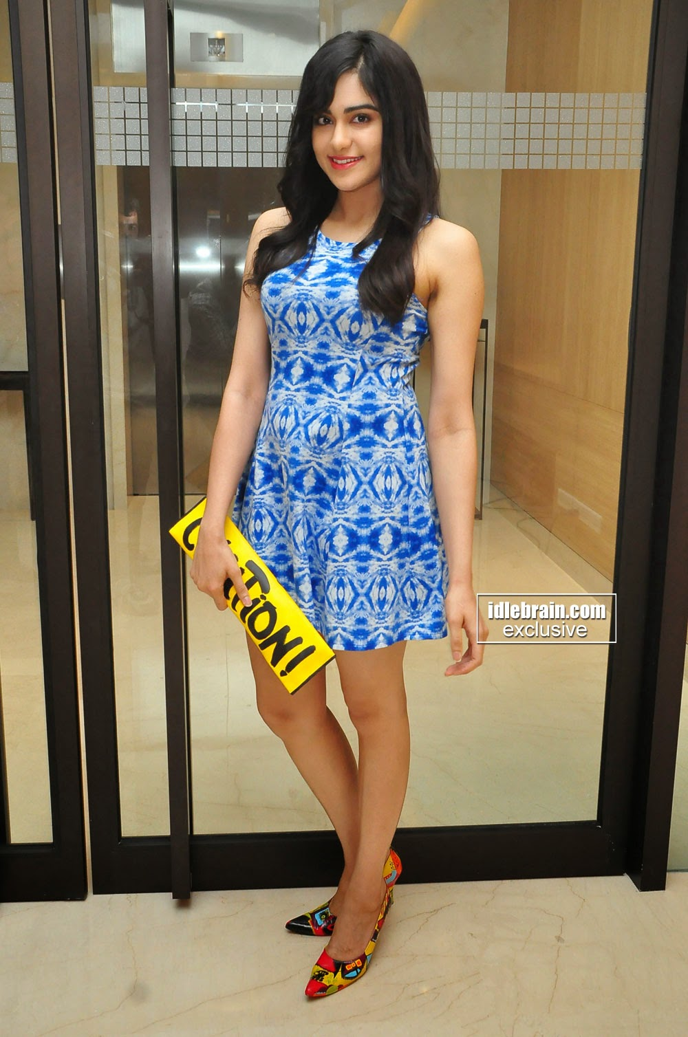 Adah Sharma Cute Looking stills