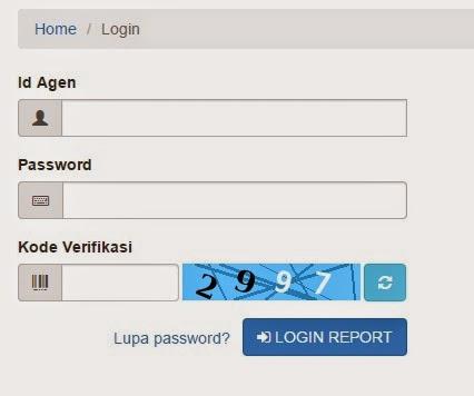 Panduan Login Webreport Java Pulsa