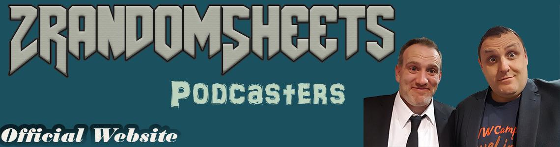 2RandomSheets Podcasts