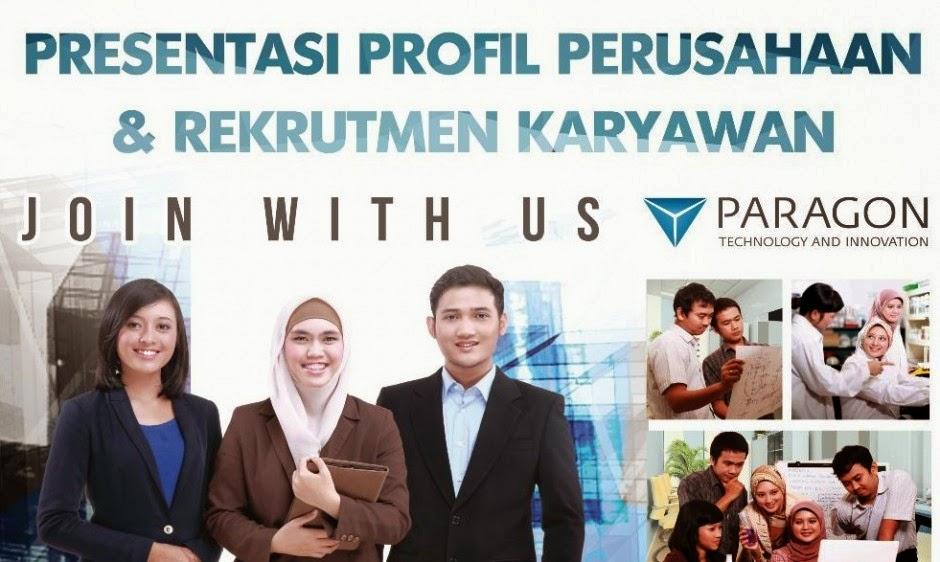 Two Krisna S Blog Contoh Tes Pt Paragon Technologi Inovation Wardah