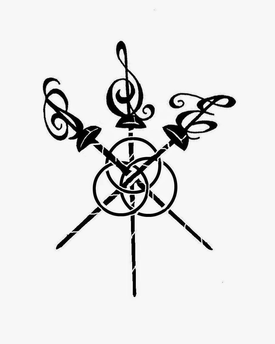 pam vale art and design blog custom tattoo design the three musketeers. Black Bedroom Furniture Sets. Home Design Ideas
