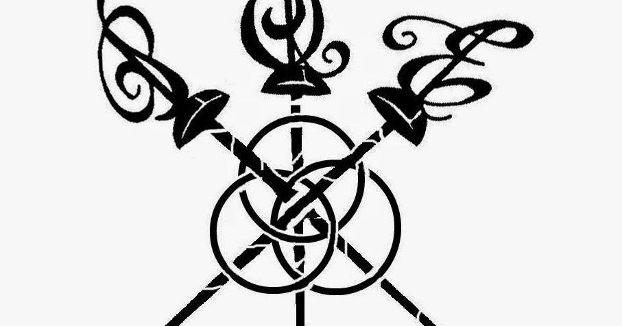 Pam Vale Art And Design Blog Custom Tattoo Design The Three
