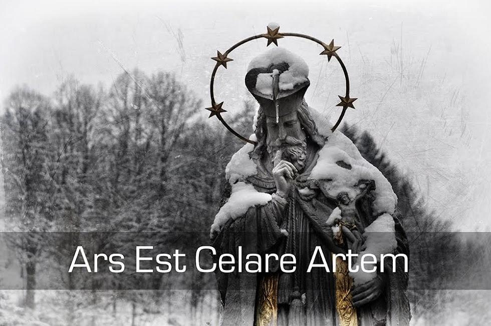 Ars Est Celare Artem