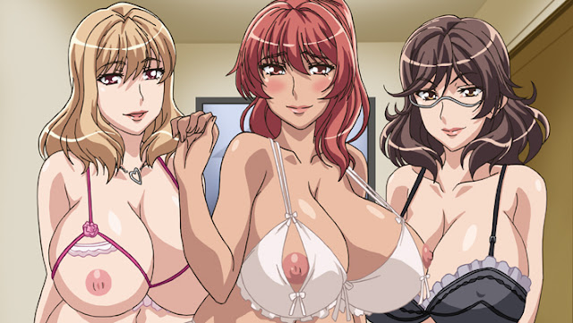 HentaiStream.com Okusama wa Moto Yariman Episode 2