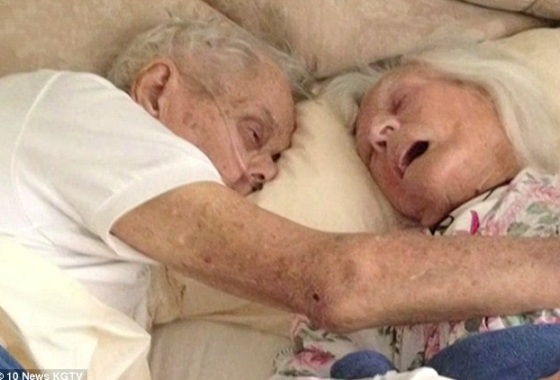 """This is Truly """"Love her till death"""" couple"""