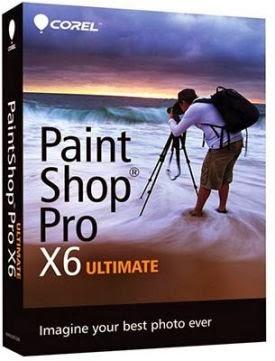 corel paintshop pro x6 2014 download free