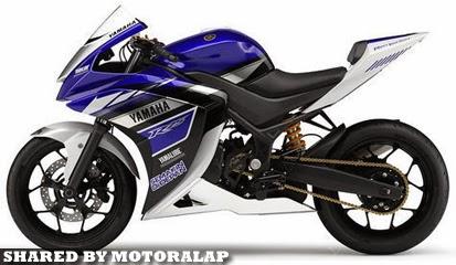 Spesifikasi Lengkap dan Harga Yamaha R25 Terbaru 2014