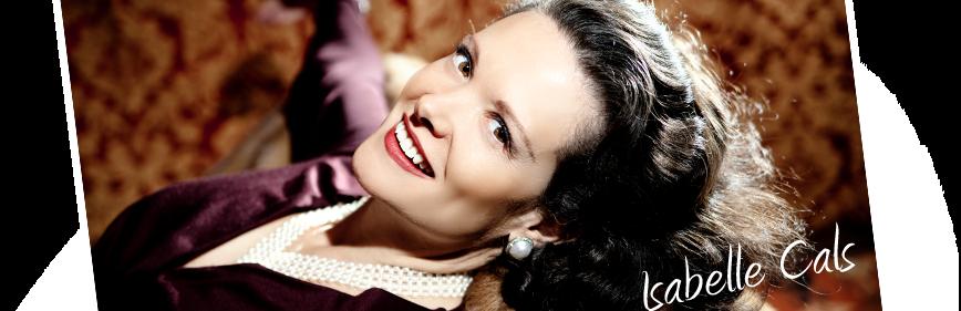 Isabelle Cals, Soprano - Agenda