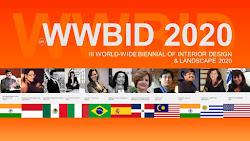 III WWBID World-Wide Biennial of Interior Design & Landscape 2020 - 2021