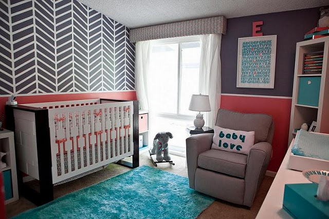 Custom Nursery Art By Kimberly Cool Color Combo Gray