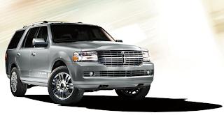 2013 Lincoln Navigator silver