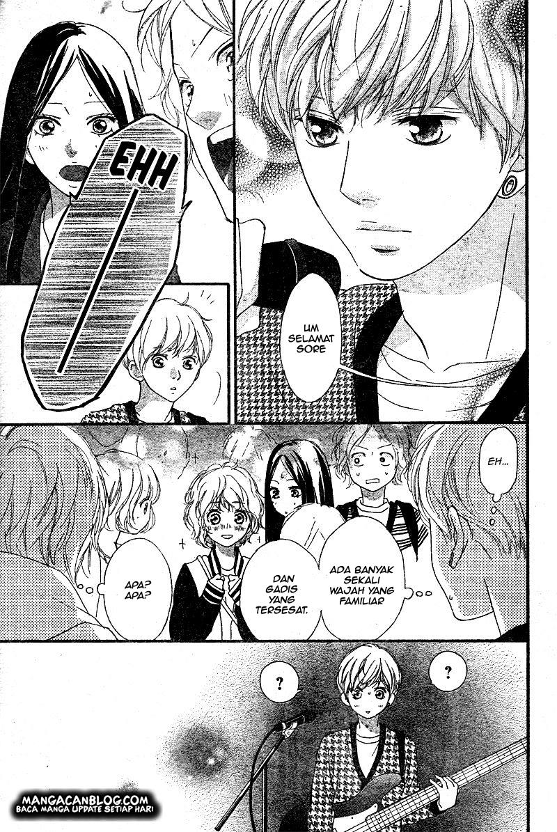 Ao Haru Ride Chapter 49-37