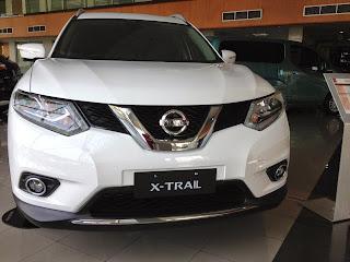 Spesifikasi Lengkap Nissan X-Trail, Harga Nissan All New X-Trail