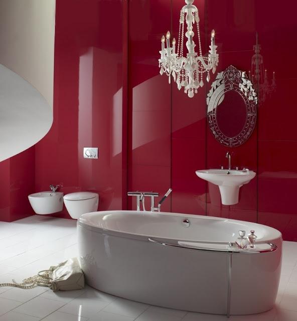 Décoration salle de bains: Choisir sa couleur ! ~ Décor de Maison ...