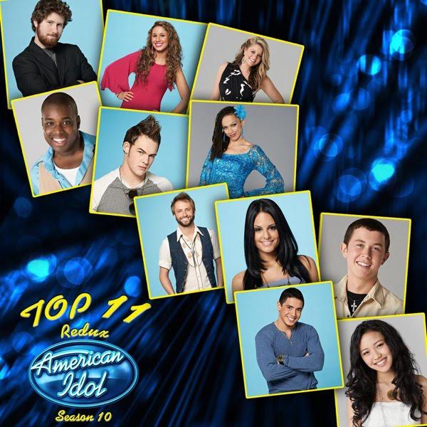 american idol season 10 top 11. American Idol 10 (Top 11 Redux
