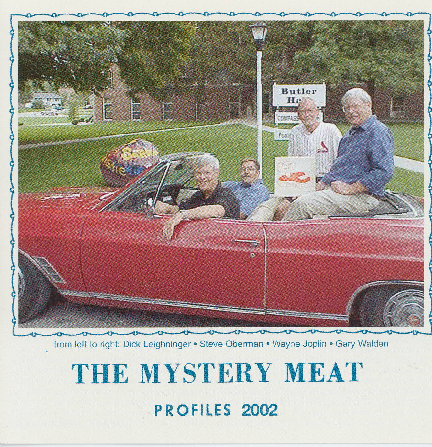 The Mystery Meat Profiles