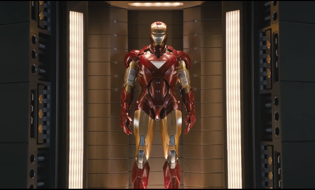 avengers iron man armor tony stark