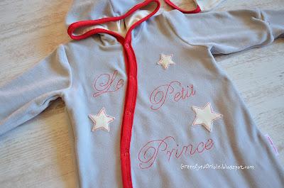 Комплект на выписку Маленький принц