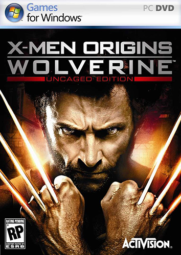 Free Download X-Men Origins : Wolverine - BlackBox PC Game Full Version