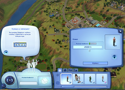 how to start a blog on sims 3