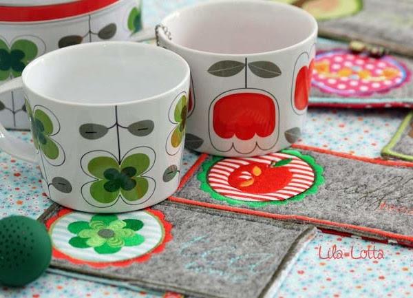 Café oder Tee ?