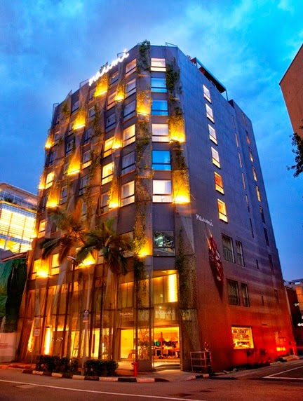 Luxury staycation at naumi hotel singapore special promo for Speciality hotels