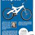 Bicicleta feita de Garrafas Pet à venda!
