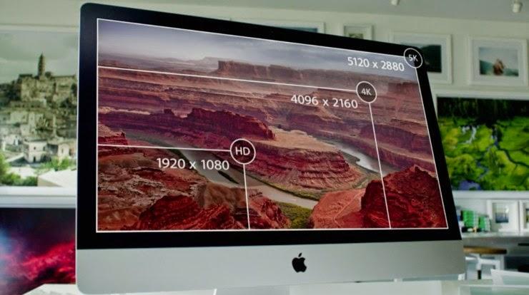 iMac Retina  27″ 5K