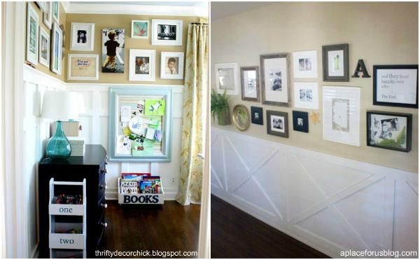Diy Wall Covering Ideas : Diy wall treatment ideas homes