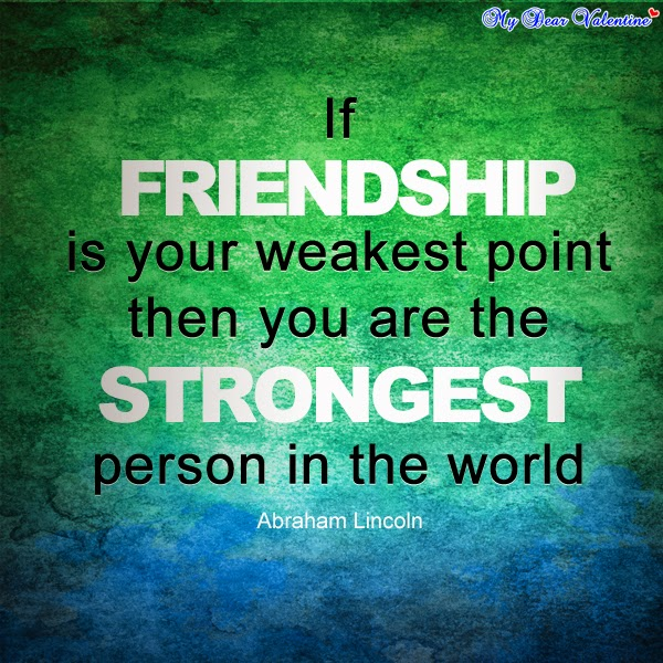 Quotes About The Importance Of Friendship Unique 27 Best Friendship Quotes  Exploredia
