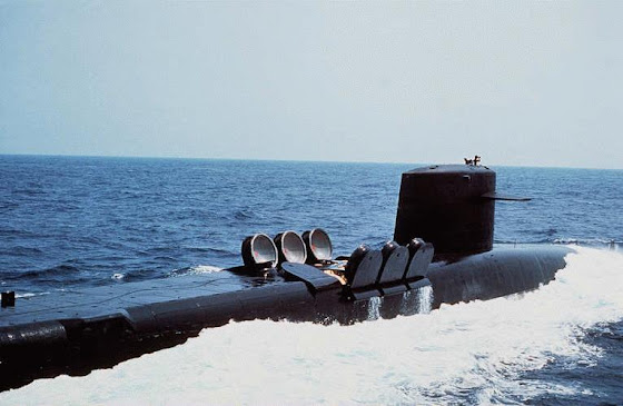 Ohio class SSBN