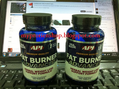 A.P.I FAT BURNER ADVANCED BEST FAT BURNER IN MALAYSIA