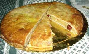 Torta Polacca Veloce